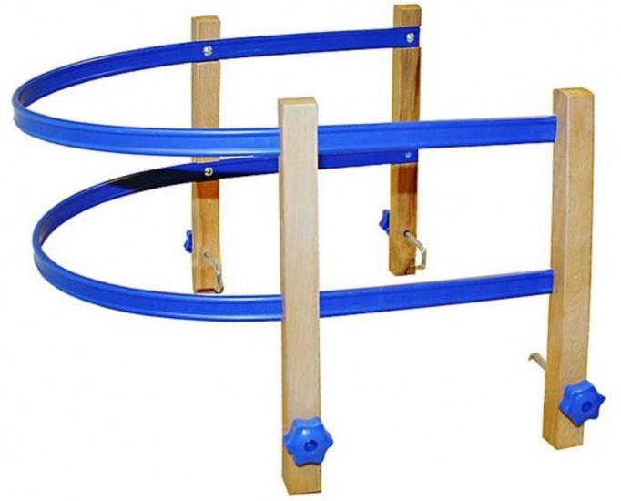 Game On Sport Rugleuning slee 77,5 x 41,6 x 82,5 cm blauw