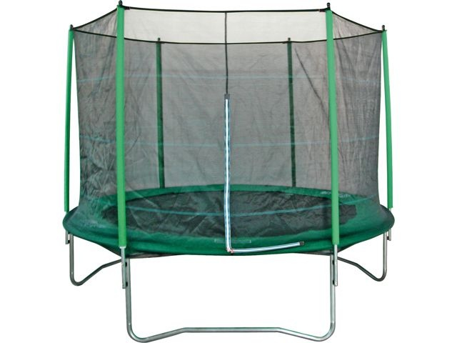 Game On Sport Trampoline Megajump Set 244 cm
