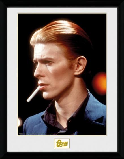 GB Eye poster in lijst David Bowie Smoke 30 x 40 cm