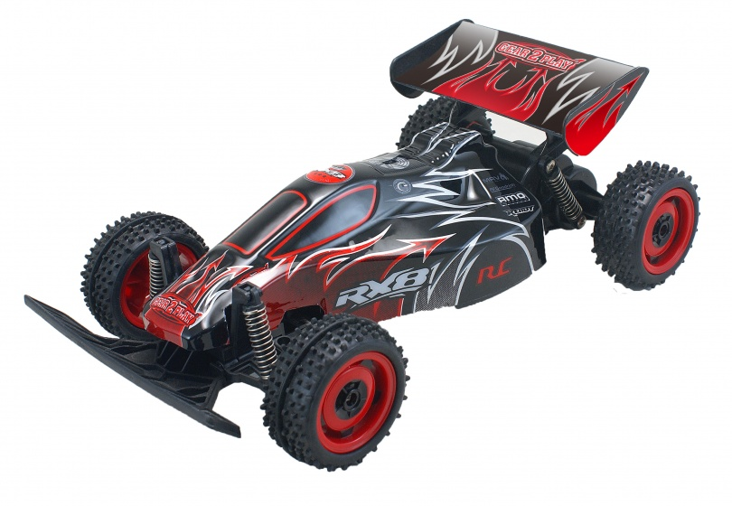 Rc Buggy Tiger 1:18
