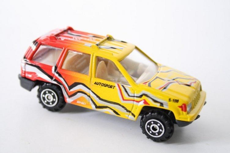 Gearbox Auto Streetmachine Autosport Rood