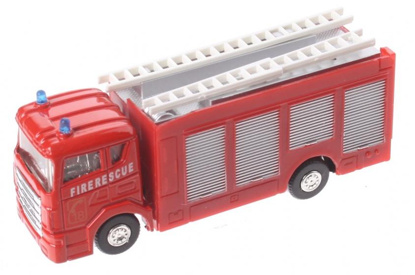 Gearbox Brandweerwagen