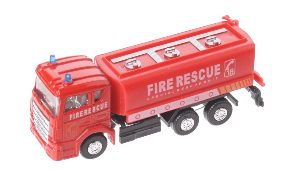 Gearbox Brandweerwagen Special