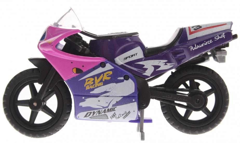 Gearbox BVR Motor 9 cm roze/paars
