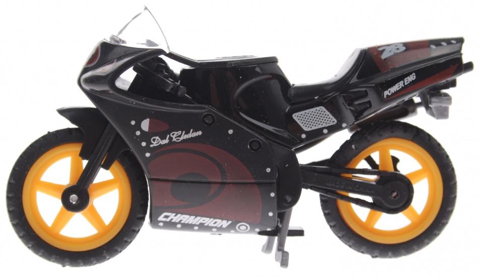 Gearbox Champion Motor 9 cm zwart