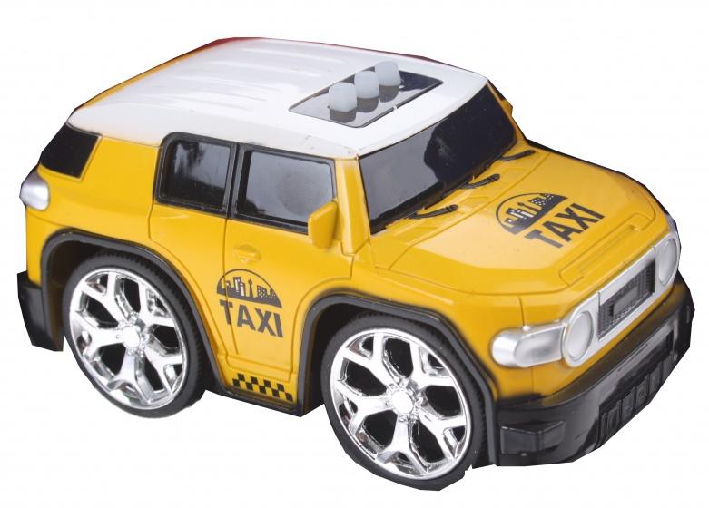 Gearbox racetaxi met geluid 12 cm