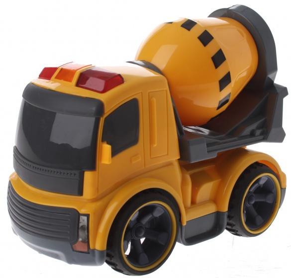 Gearbox RC betonwagen 17 cm