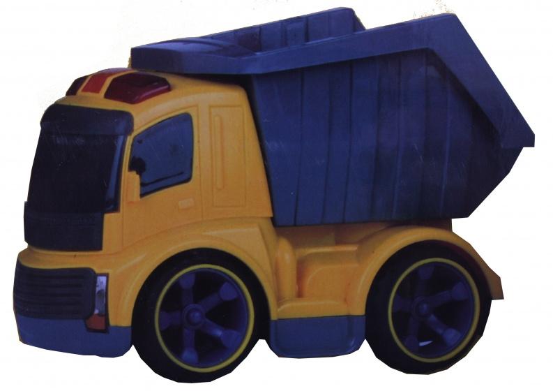 Gearbox RC kiepwagen 17 cm