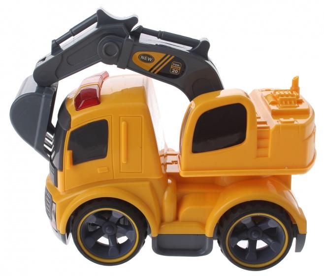 Gearbox RC kraanwagen 17 cm