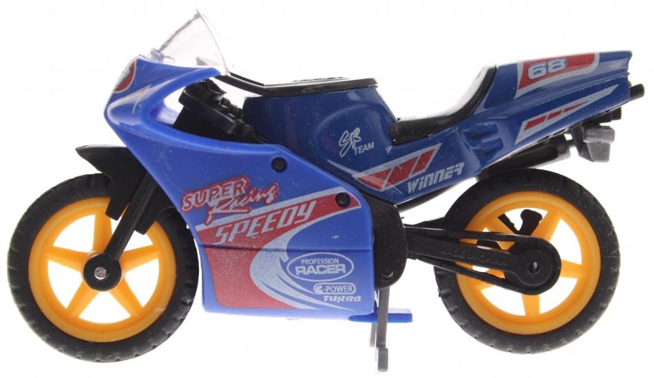 Gearbox Speedy Motor 9 cm paars