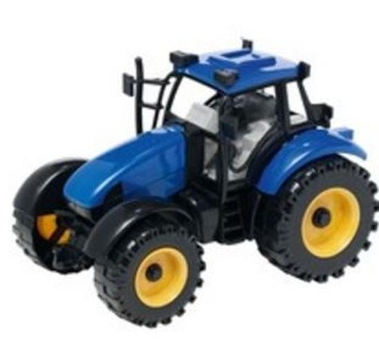 Gearbox Tractor Blauw 17 cm