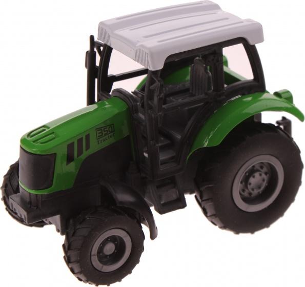 Gearbox Tractor groen: 1:43