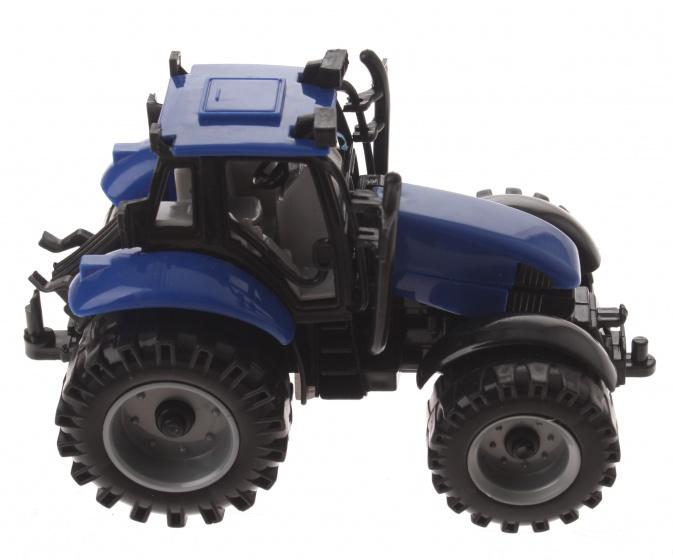 Gearbox tractor jongens 13 cm blauw