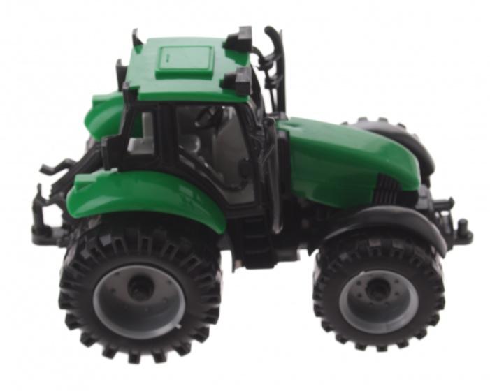 Gearbox tractor jongens 13 cm groen