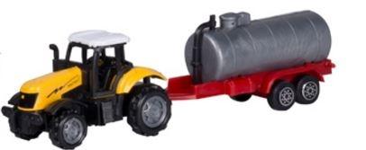 Gearbox Tractor met Gierton Geel 41 cm