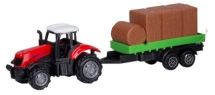 Gearbox Tractor met Hooi Rood 41 cm