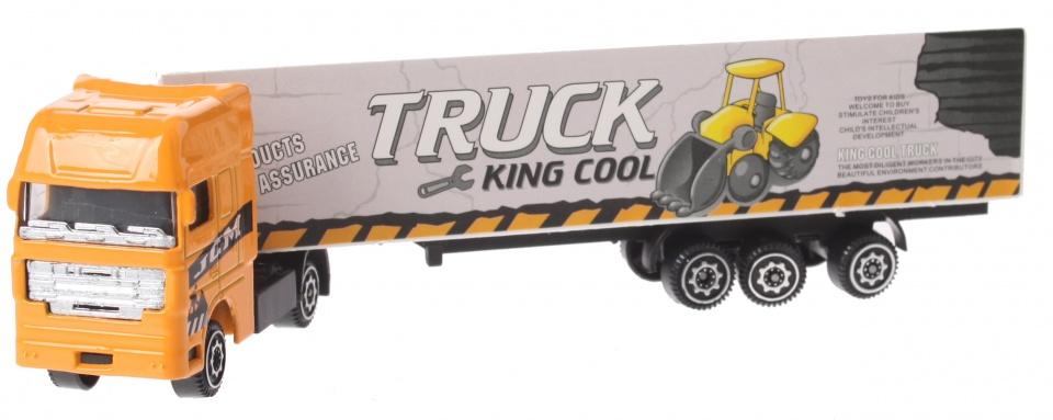 Gearbox vrachtwagen king cool 19 cm