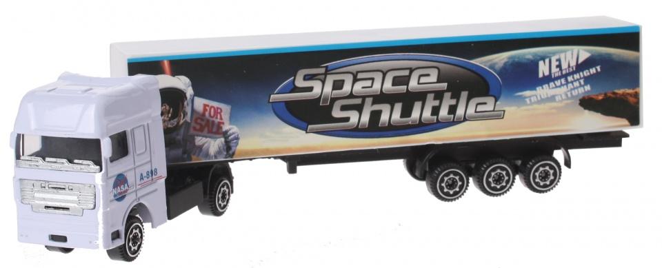 Gearbox vrachtwagen Nasa 19 cm