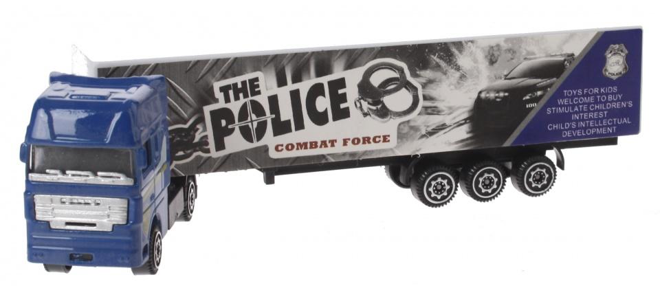Gearbox vrachtwagen police 19 cm