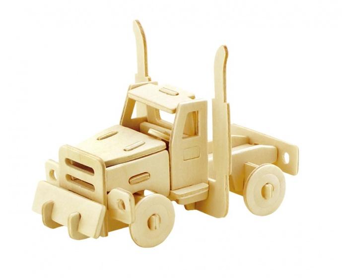 Gerardo's Toys 3D puzzel Truck 18,6 cm 20 delig
