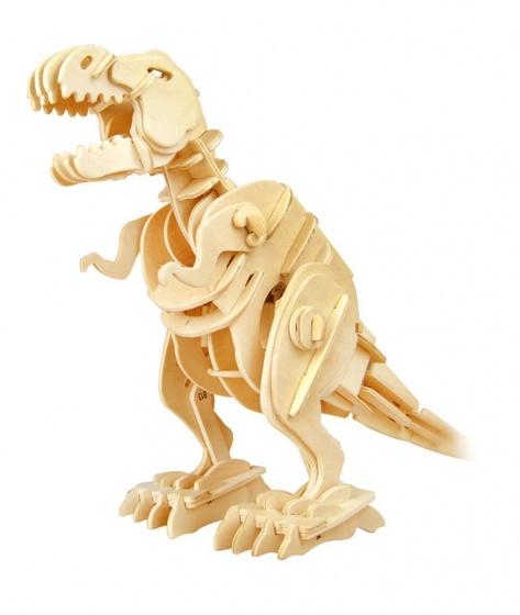 Gerardo's Toys 3D puzzel Walking T Rex 32 cm 58 delig