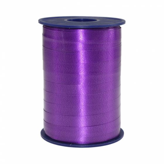 Globos Nordic cadeaulint 10 mm polyester 250 meter purper
