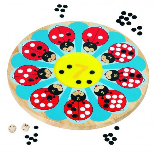 Goki Bordspel: Lieveheersbeestje