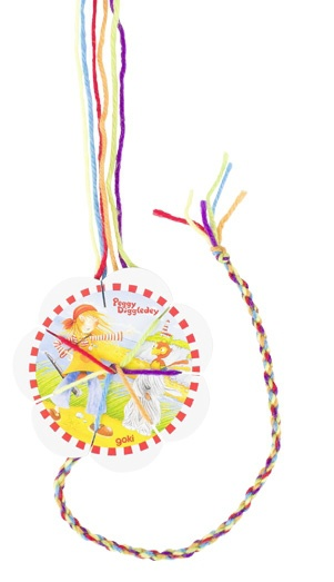 Goki Breiwerk Peggy Diggledey 9,5 10 cm multicolor