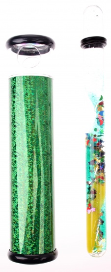 Goki Caleidoscoop Met Toverstaf 4 X 19 cm Groen