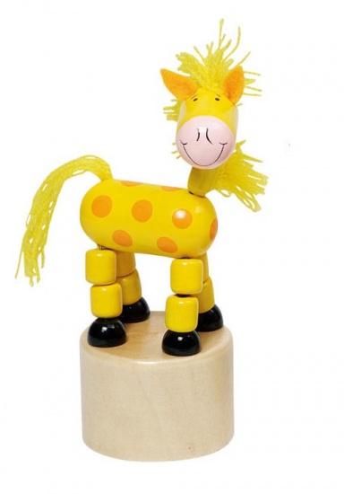 Goki Drukfiguren Boerderij Paard