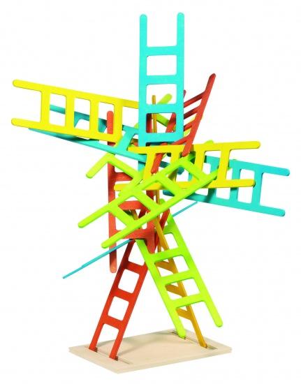Goki Evenwichtsspel Ladder 21 Delig