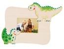 Goki Fotolijstje Met Dino Om Zelf Te Beschilderen 14X11,5 cm