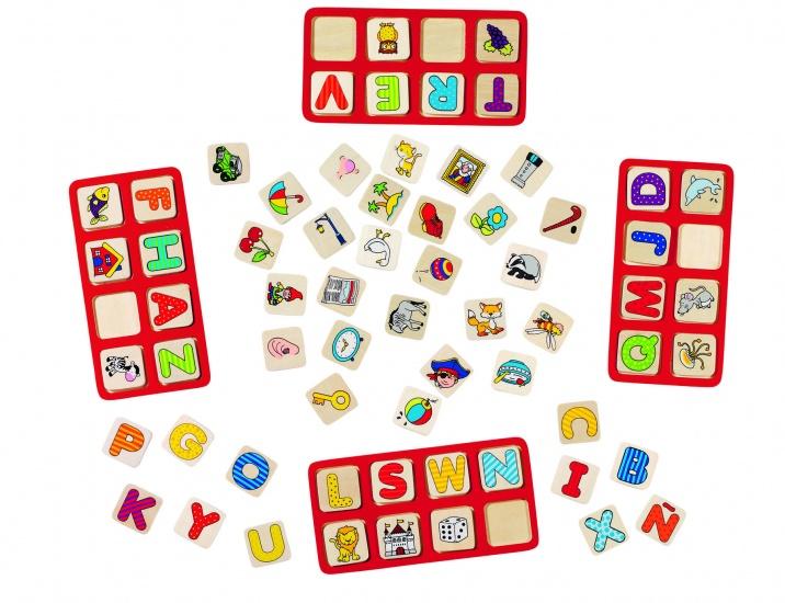 Goki Gezelschapsspel: Mijn ABC Spel