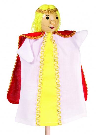 Goki Handpop Prinses 27cm