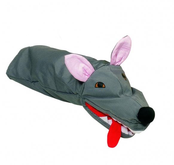 Goki Handpop Wolf 40cm