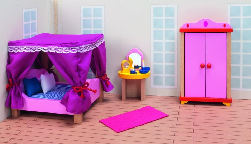 Handdoekenrekje Keuken : Goki Houten Poppenhuis Keuken 9 Delig Goki in de aanbieding kopen