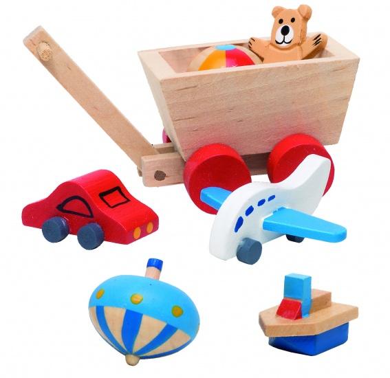 ... accessoires 7 delig goki € 10 30 goki houten poppenhuis accessoires