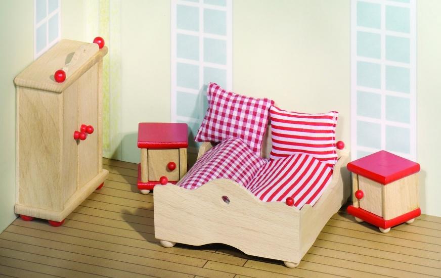 Handdoekenrekje Keuken : Doll House Bedroom