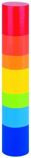 Goki Houten Regenstaaf: Regenboog 26,5 cm