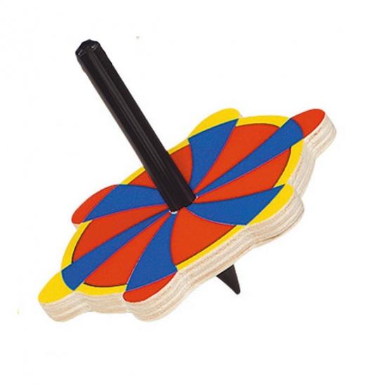 Goki Houten Tol: Parasol 6 7 cm