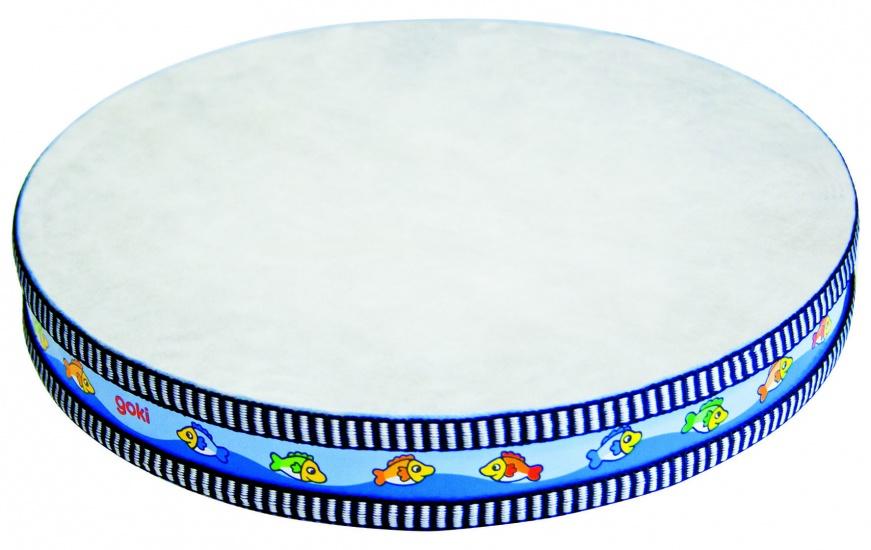 Goki Houten Trommel 25,5 cm