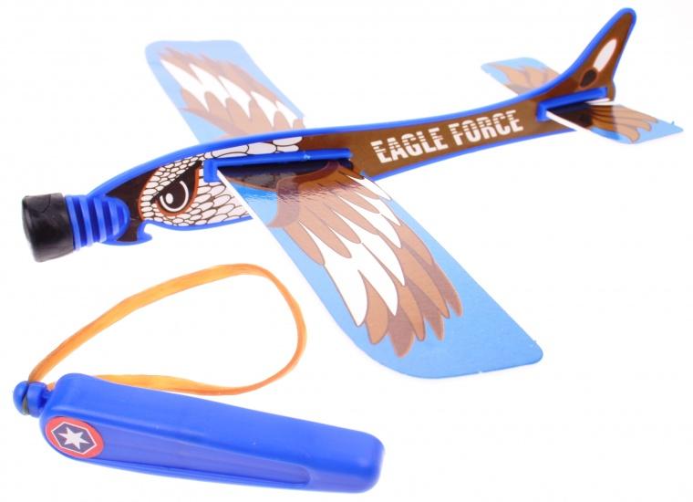 Goki Katapult Vliegtuig Eagle Force