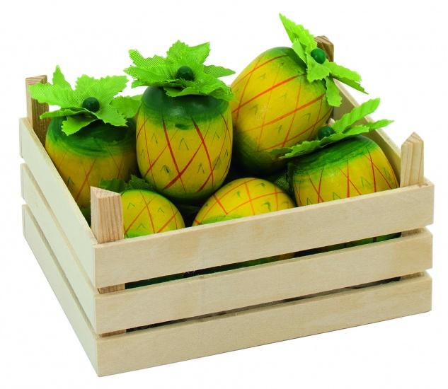 Goki Kistje Met Ananas 5 Delig