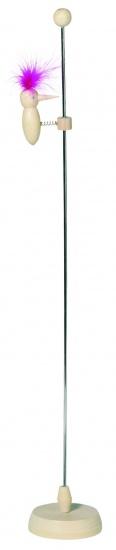 Goki Klop Specht Roze 41cm