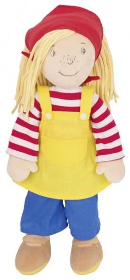 Goki knuffelpop Peggy Diggledey 40 cm
