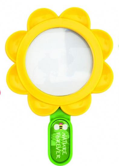 Goki Loep Diameter 9 CM: Geel Met Groen