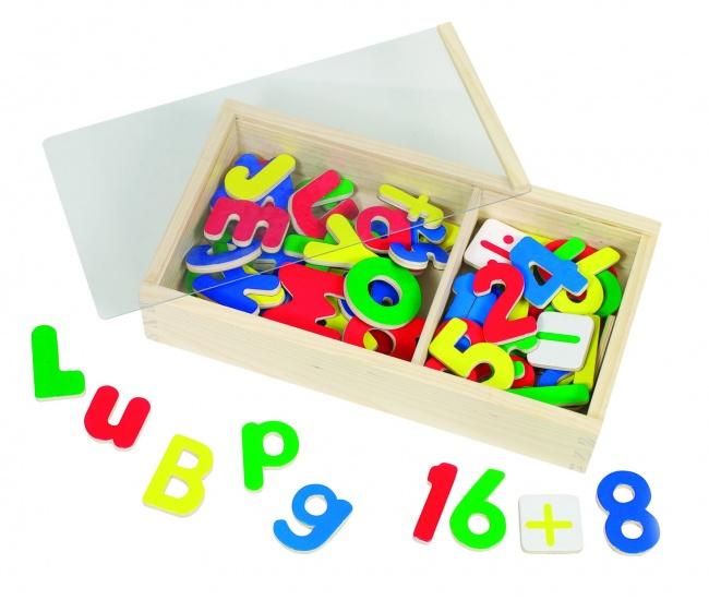 Goki Magneten Letters en Cijfers
