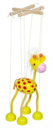 Goki Marionet Giraffe 27cm
