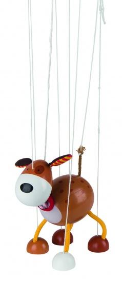 Goki Marionet Hond 15,5CM
