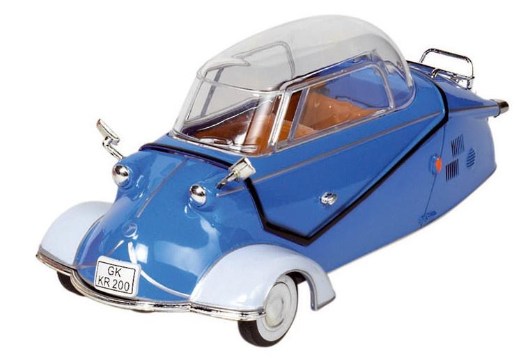 Goki Metalen Messerschmitt KR 200 (1957) Blauw